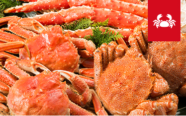 Commercial Sale of Crab